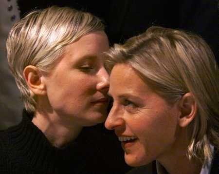 Anne hech lesbian scene
