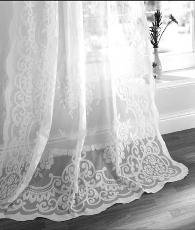 Curtains Ideas cheap lace curtain panels : 17 Best images about Lace Curtain Panels for Budget Home ...