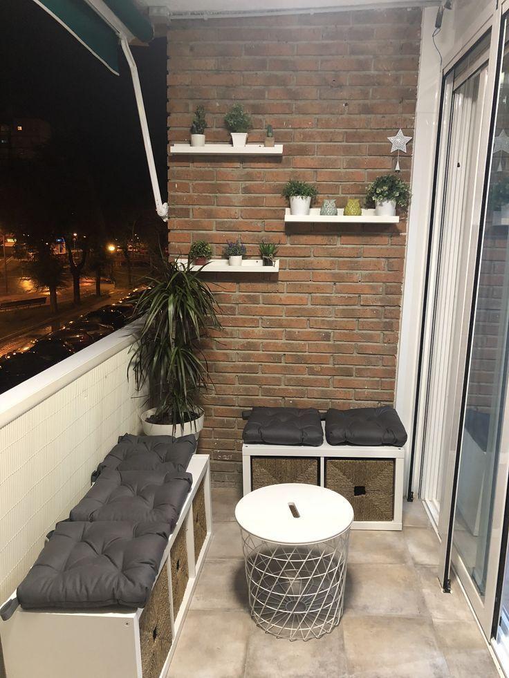 +17 Balcony Wooden Flooring
