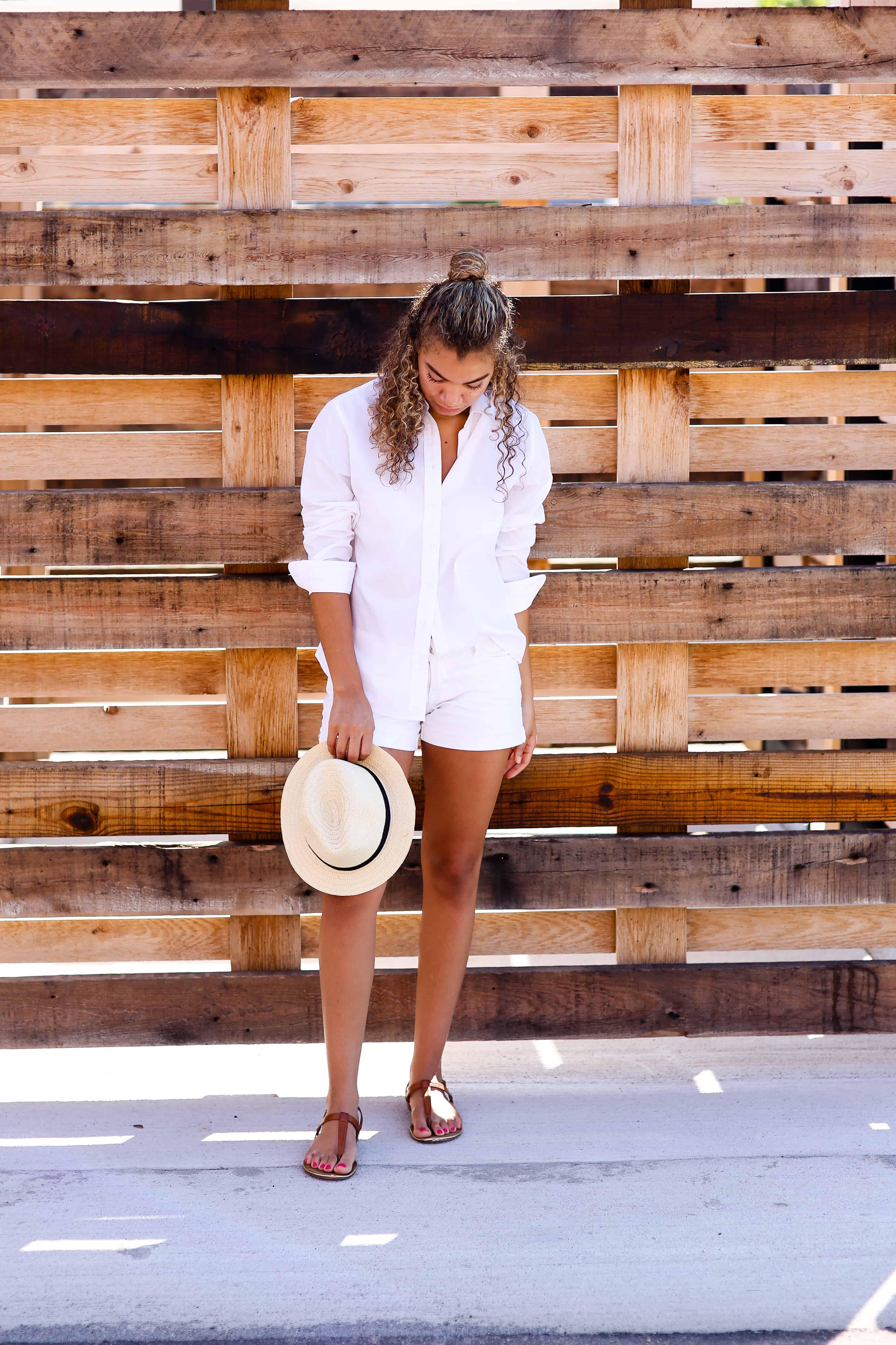9ed9984feb4e 7 Easy Outfit Formulas for Summer   Whatever shall I wear?   White ...