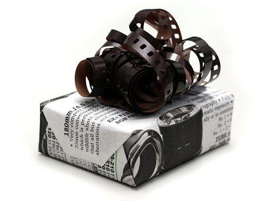 film camera bow