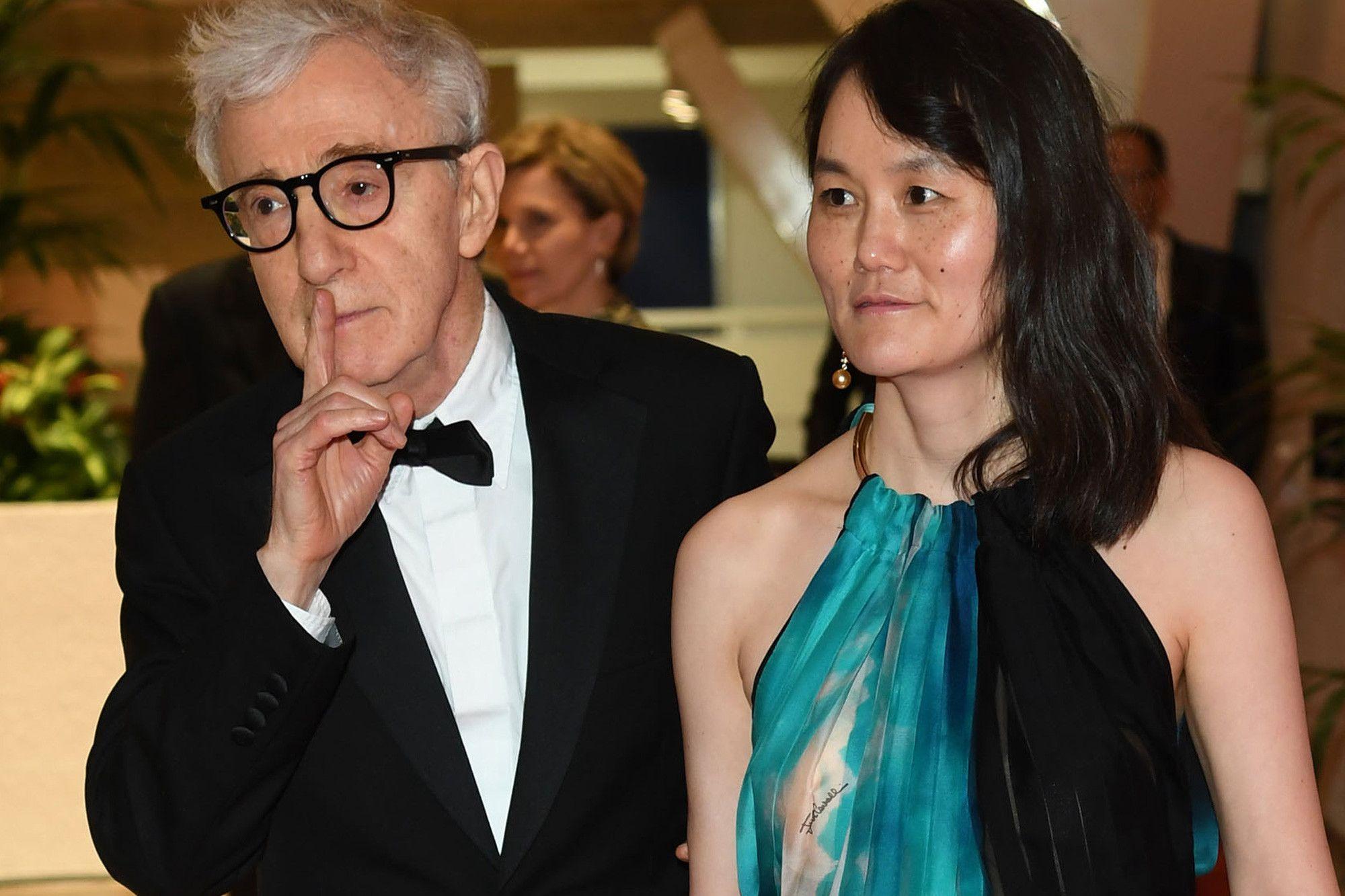 Woody Allen cant escape rape allegations at Cannes premiere