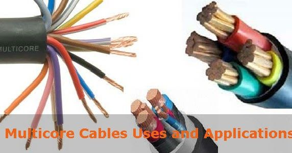 Multicore Cables Are Common For Both Commercial And Residential Use They Are Generally Required For Data Transmission In Presence Cables Cable Cable Companies