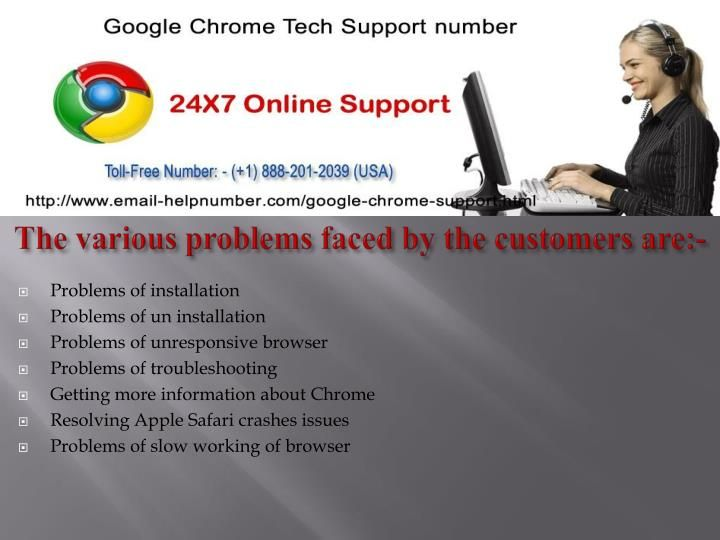 Know the way to repair Google Chrome Support Number 1888