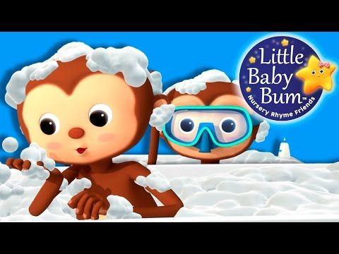 Bath Song Nursery Rhymes Original Song By Littlebabybum