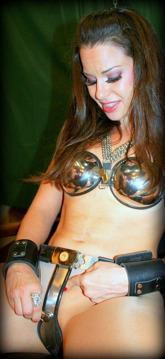A chastity device will keep you out of trouble - 3 2
