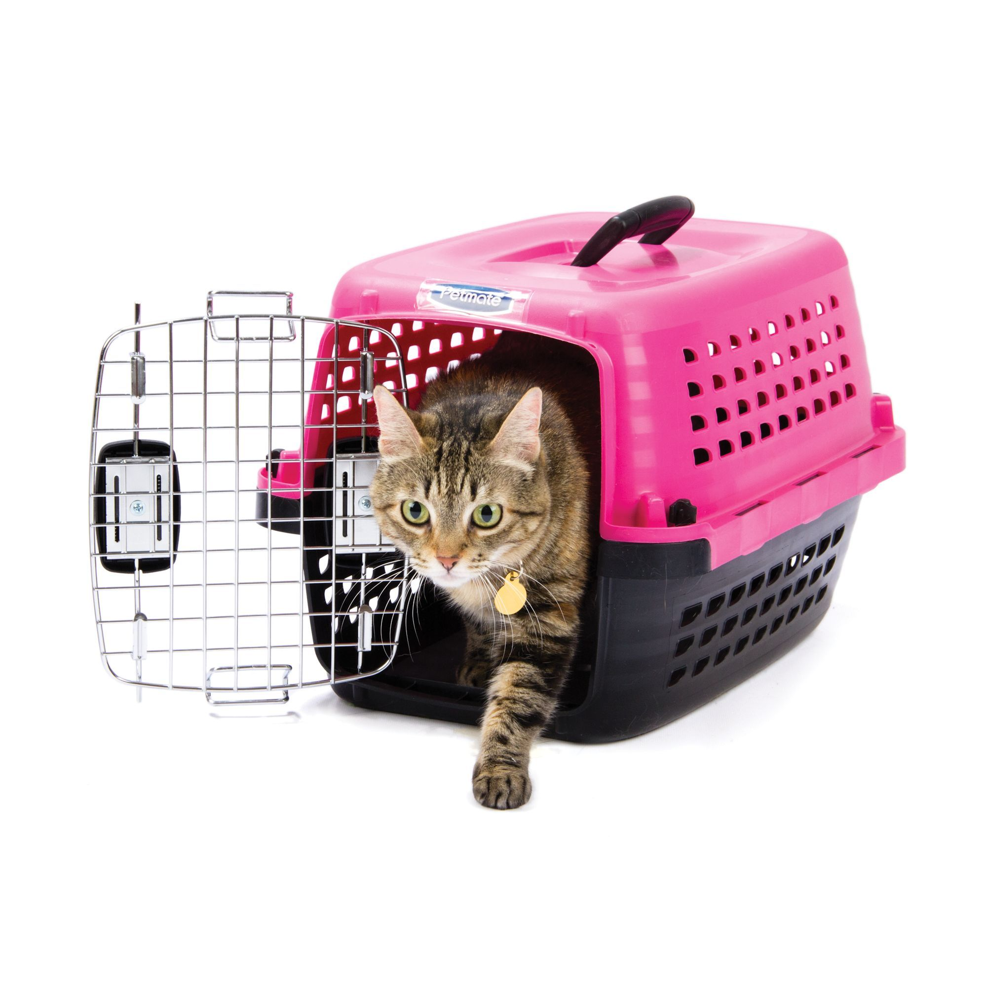 "Petmate Compass Fashion Pet Carrier size 19""L x 12.7""W x"