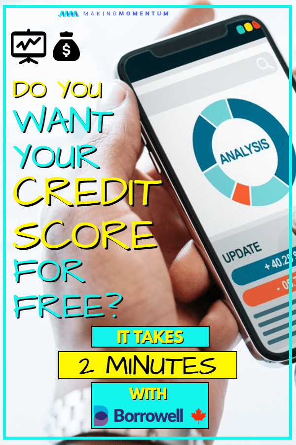 Borrowell Review 2020 Get Your Free Credit Score And