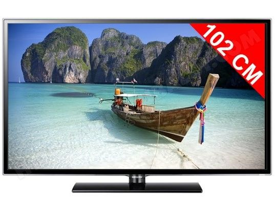 t l viseur led 102 cm full hd samsung ue40es5500 samsung gamme smart tv thailand travel. Black Bedroom Furniture Sets. Home Design Ideas