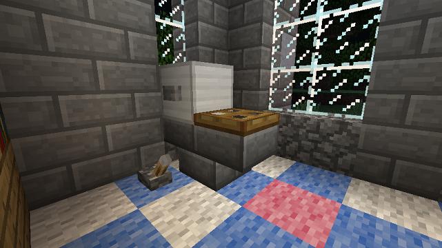 Minecraft Furniture Bathroom Minecraft Interior Design Minecraft Minecraft Furniture