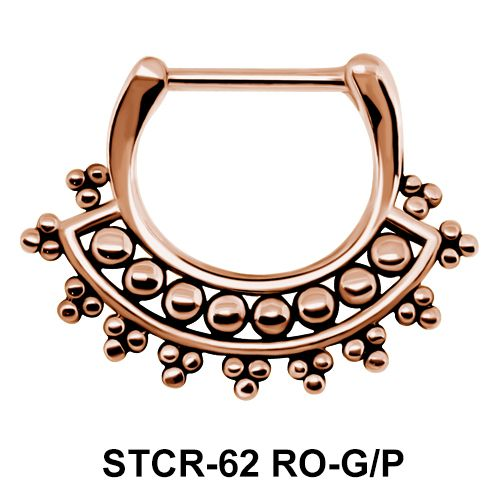 jewellery circular jewelry sale shipping wholesale free body horseshoe apm ball hs order large rings min