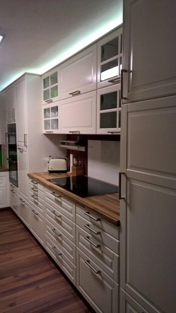 Endlich eine gut durchdachte Küche IkeaFertiggestellte