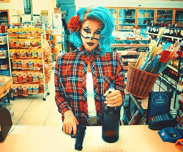 clowns - Chrispy Halloween