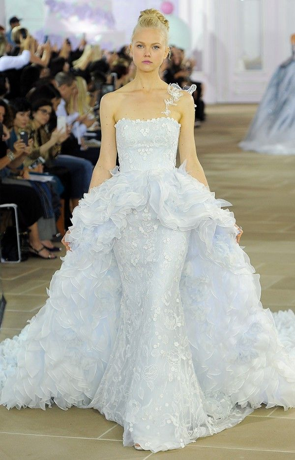 Fall/Winter 2017 | Ines Di Santo | 2017 Bridal Collections ...