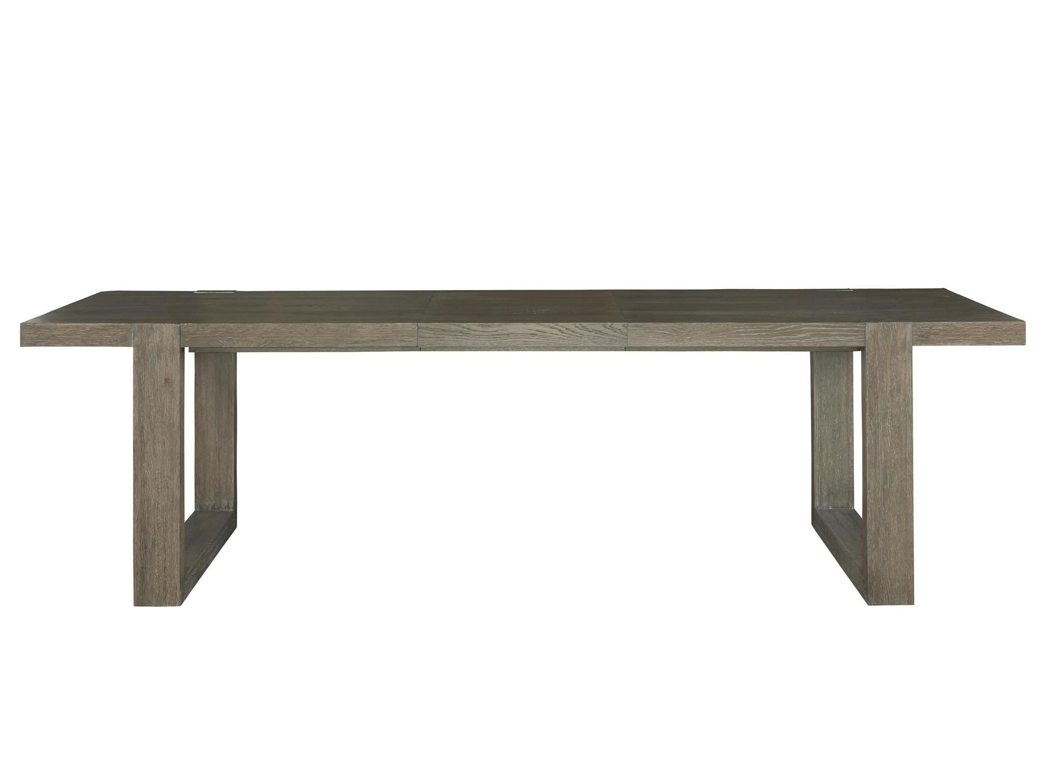 Modern Desmond Dining Table Extendable Dining Table Extension