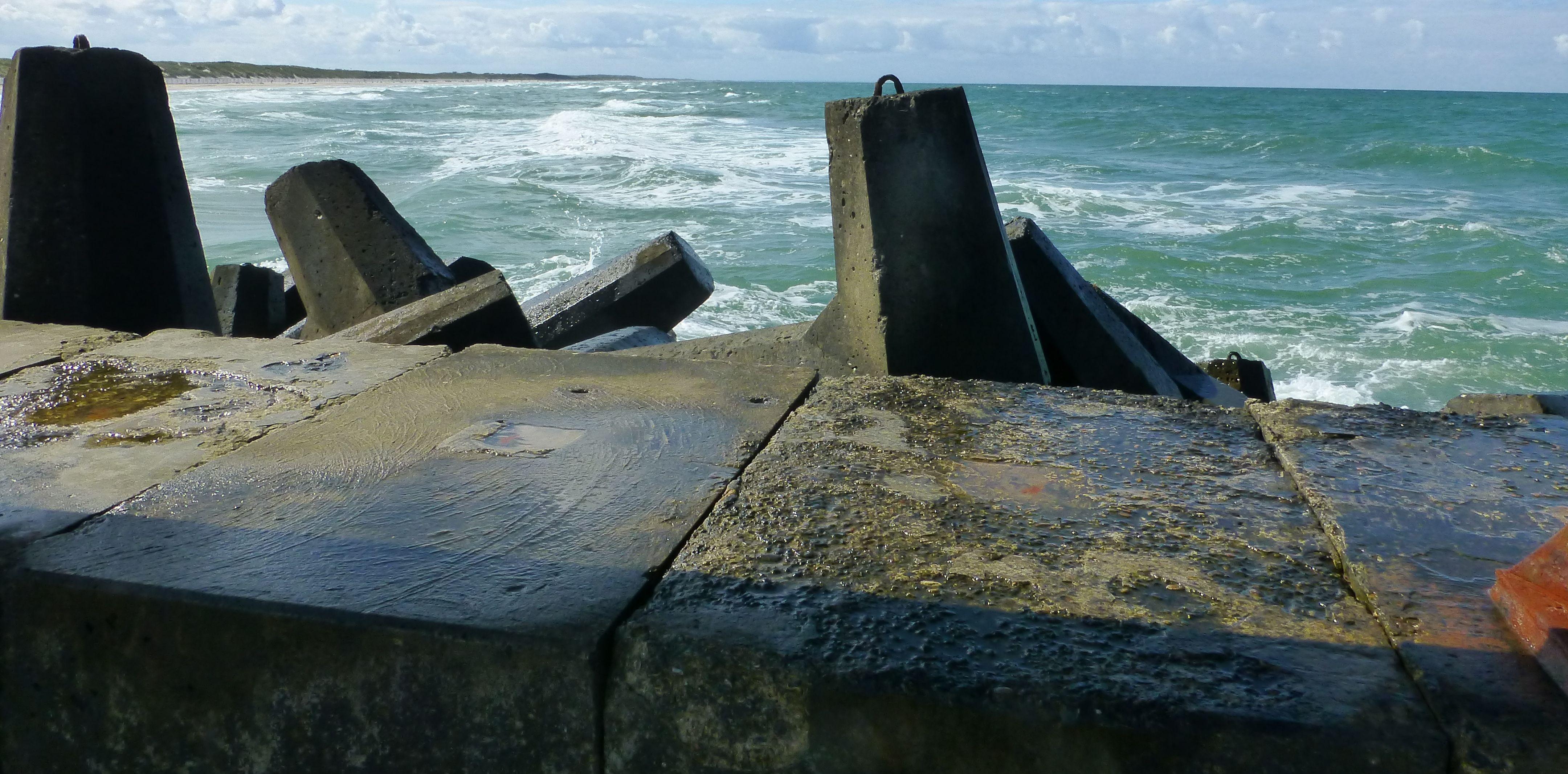 Fra Vesterhavet Mine Egne Malerier Og Fotos Malerier Og Fotos