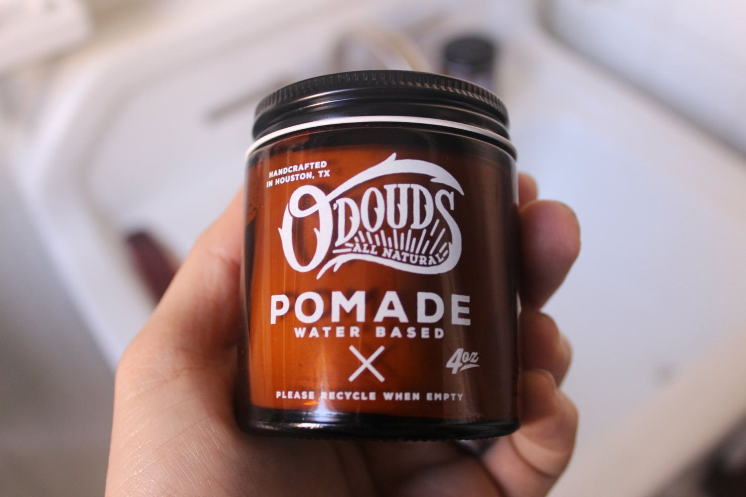 We Re Proud To Carry This Excellent All Natural Pomade From O Douds Is One Of The Very Few Or Only Truly Water Based Pomades Out There