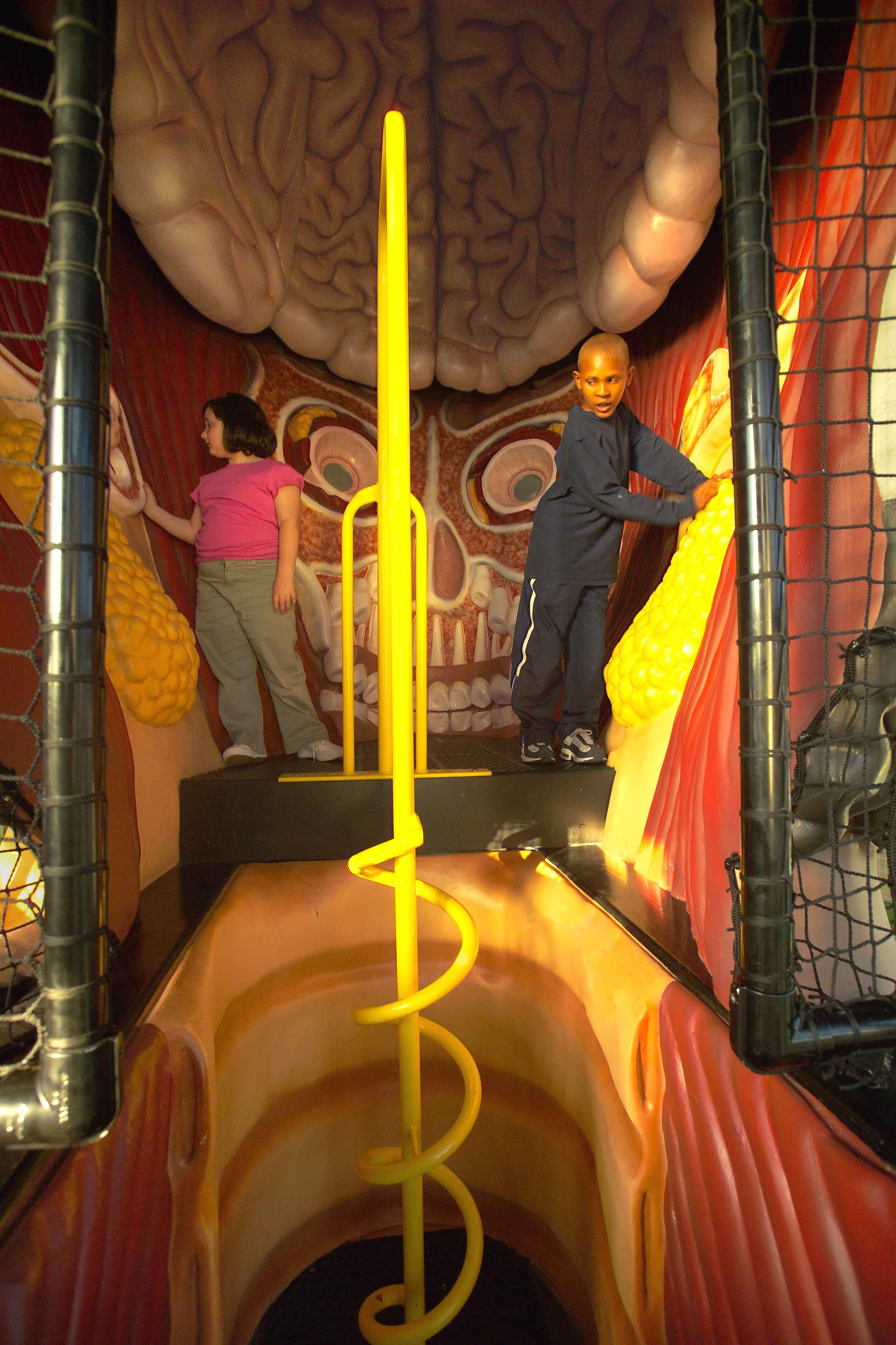 Explore Inside Of The World S Largest Child At Edventure