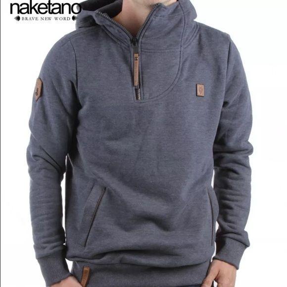 Herren Naketano Pullover Größe L