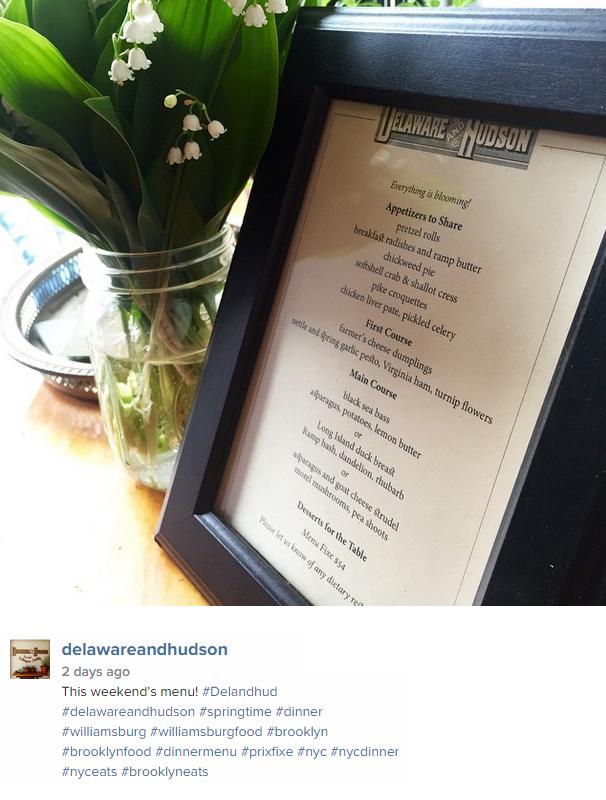 Great Instagram post from Delaware and Hudson in Brooklyn, NY / Sympathique post Instagram de Delaware and Hudson in Brooklyn, NY https://instagram.com/p/2wdJ9xo-9g/