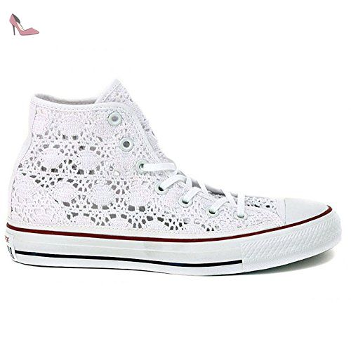 Converse Chuck Taylor Hi Canvas LIMITED EDITION mixte adulte, toile, sneaker high, 36 EU