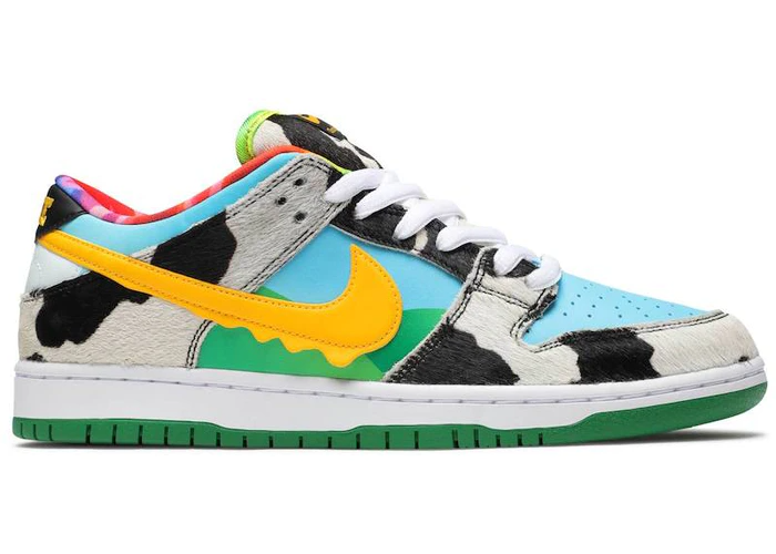 Nike Sb Dunk Low Ben Jerry S Chunky Dunky In 2021 Nike Nike Sb Dunks Hype Shoes