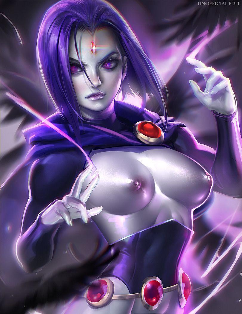 titans-raven-erotica-interracial
