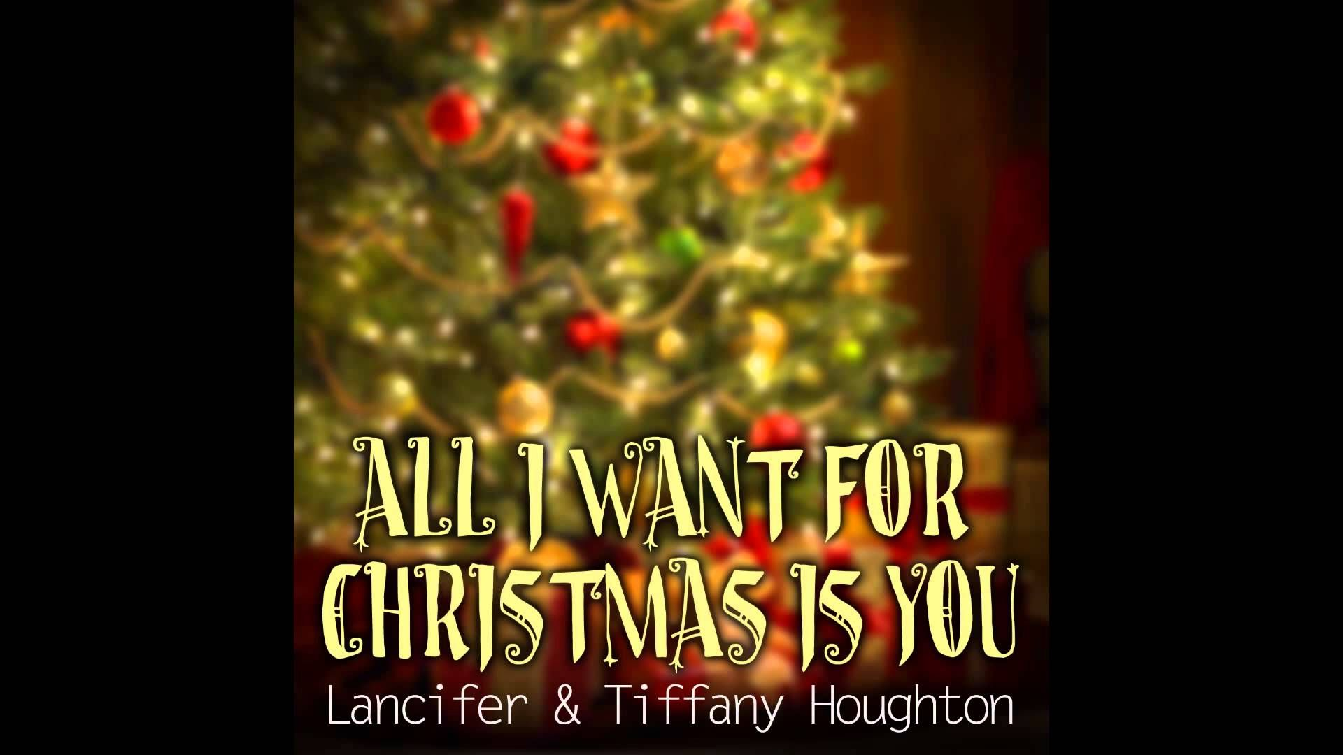 All I Want For Christmas Is You Original Song Lancifer Tiffany Hou Original Song Good Music Songs