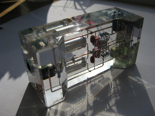 Crystal Cmoy Free Form Headphone Amplifier 4