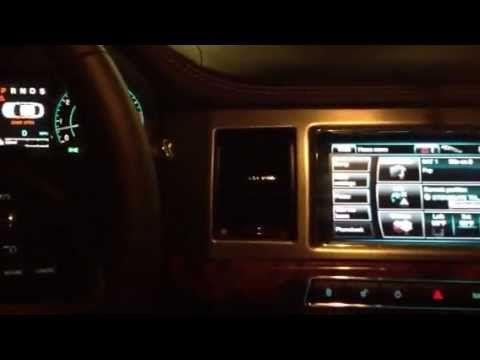 Interior Features Night Tour Of The 2012 Jaguar Xf Jaguar Xf Jaguar Tours
