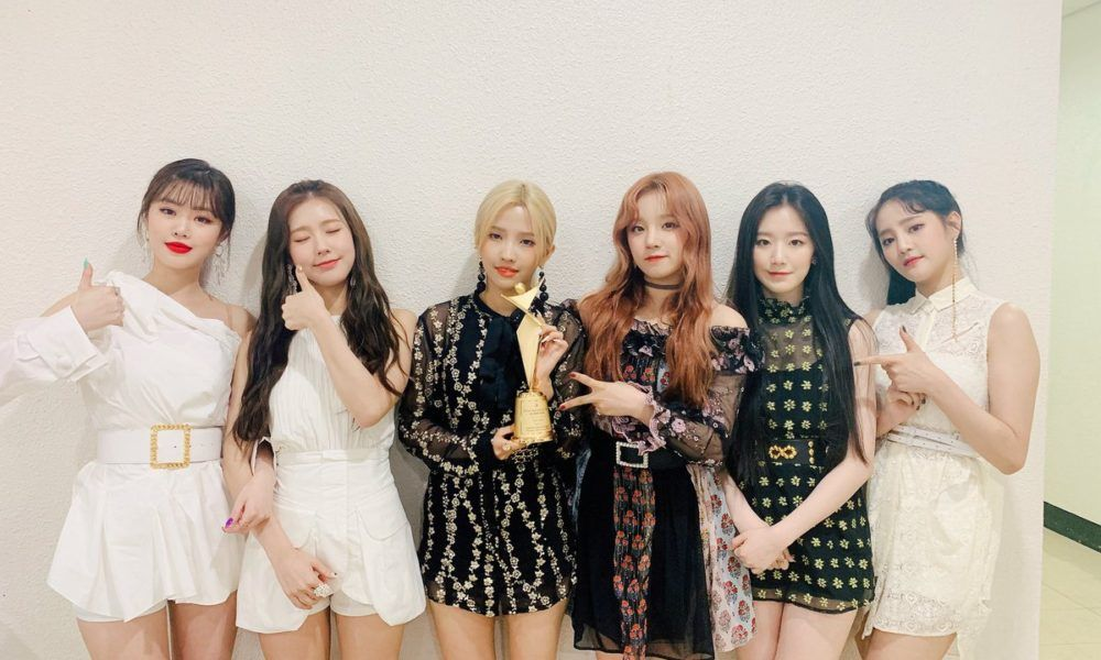 G I Dle Revela A Los Fans Sus Colores Oficiales Gidle Kpop Koreangirl Idol Asia Models Kpop Girls Fashion