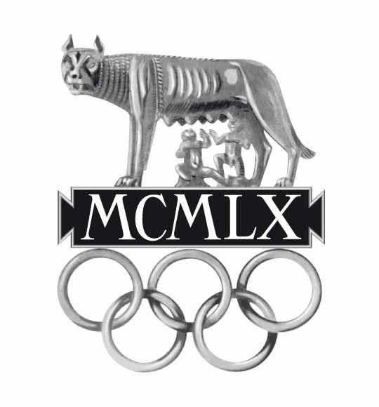 Olympic Logo Rome 1960 Summer Olympics Olympic Logo Summer