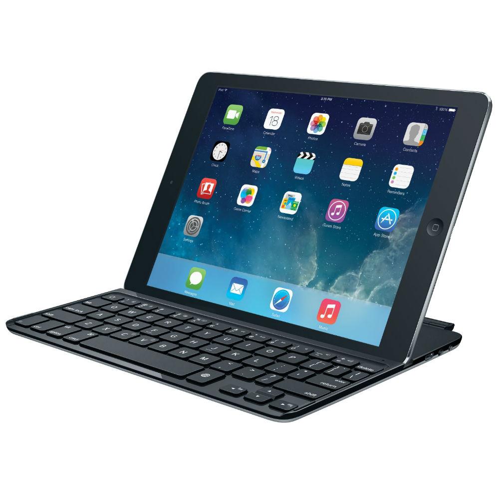 Logitech Ultrathin Keyboard Cover for iPad Air Refurbished $39.99 @ Meritline - Hot Deals