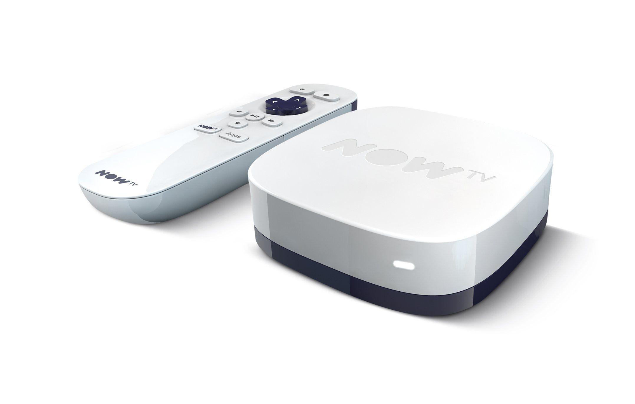 NOW TV Smart HD Box Plus 2 Sky Sports Day Pass Tv hacks