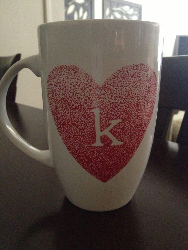 Coffee Mug Design Ideas psst Diy Sharpie Mug Gift Ideas Pinterest