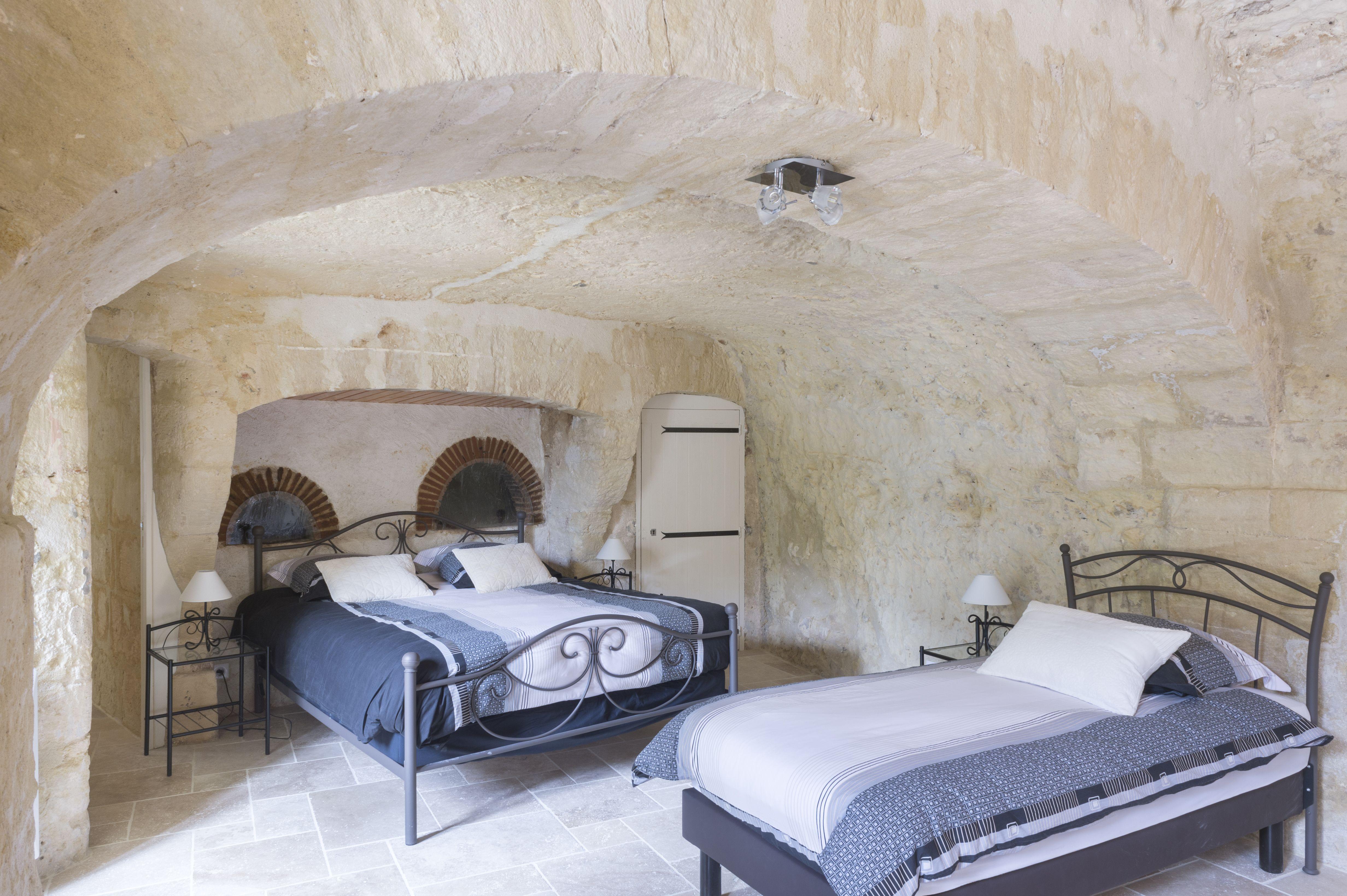 Hebergements Gites De France Les Plus Belles Idees Deco Gite Belle Chambre Et Chambre Troglodyte