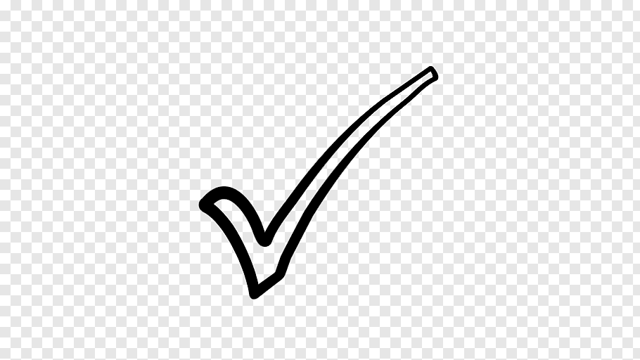 Check Mark Text Information Black Checkmark Free Png Computer Icon Png Free Png