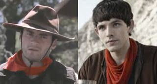 Cravat Trivia - Merlin's Neck Scarf