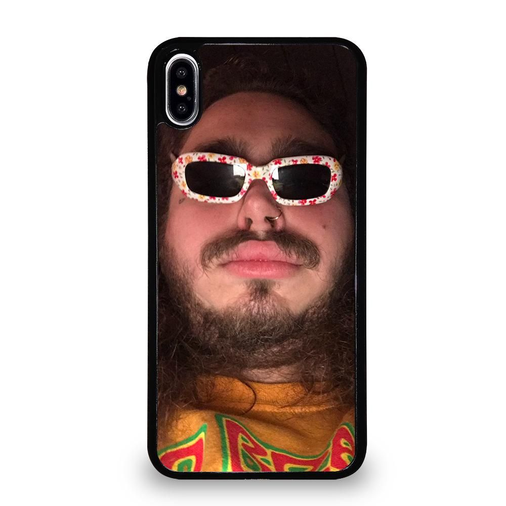 POST MALONE GOING GHOST HUNTING 2 IPhone XS Max Case