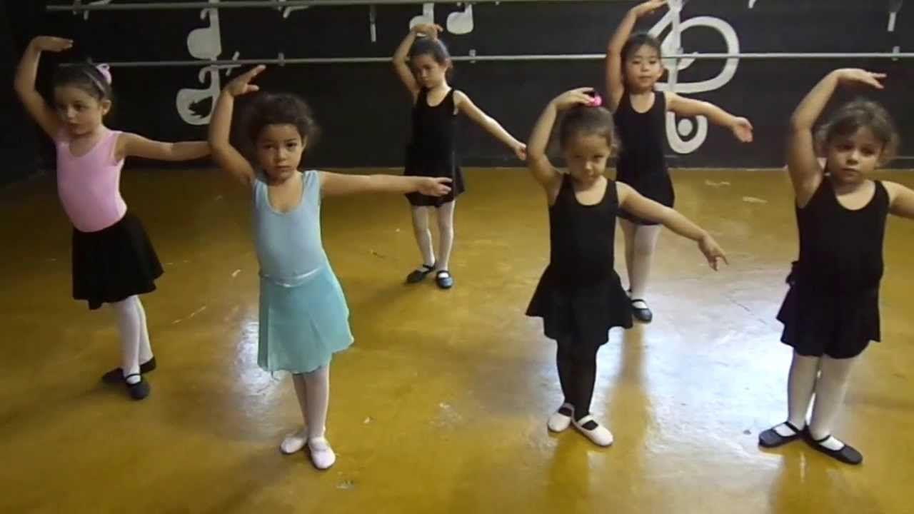 Aulinha  de Ballet p/ Baby ..Nas Oficcinas de artes Cênicas