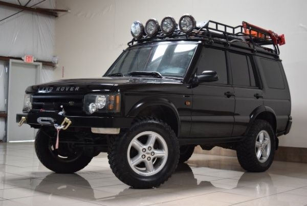 Used 2004 Land Rover Discovery For Sale In Houston Tx Truecar Land Rover Land Rover Discovery Land Rover Discovery 2