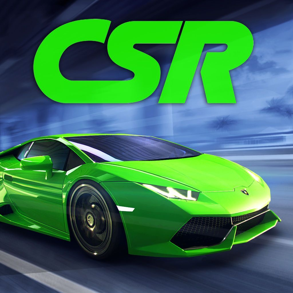 Game CSR Racing Hack tanpa jailbreak.