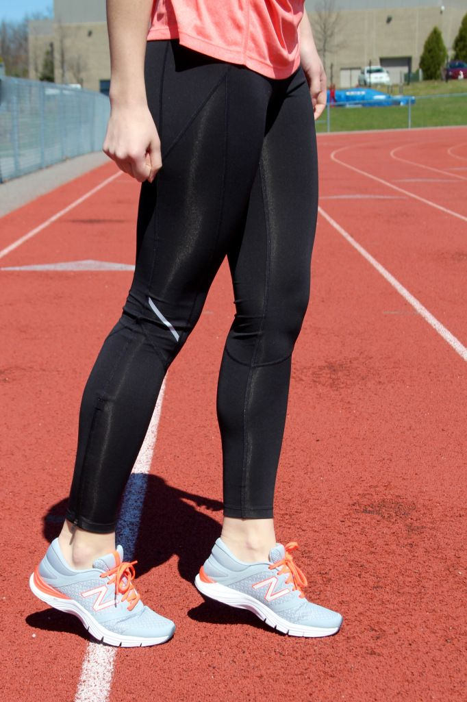 New Balance athletic workout gear