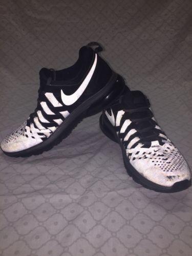 gli uomini le scarpe nike uomini fingertrap max scorpe grey e gray