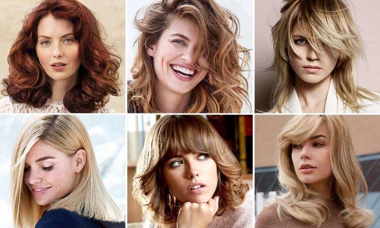 Tagli capelli medi inverno 2019 2020: tutte le tendenze – Beautydea – alessandra…