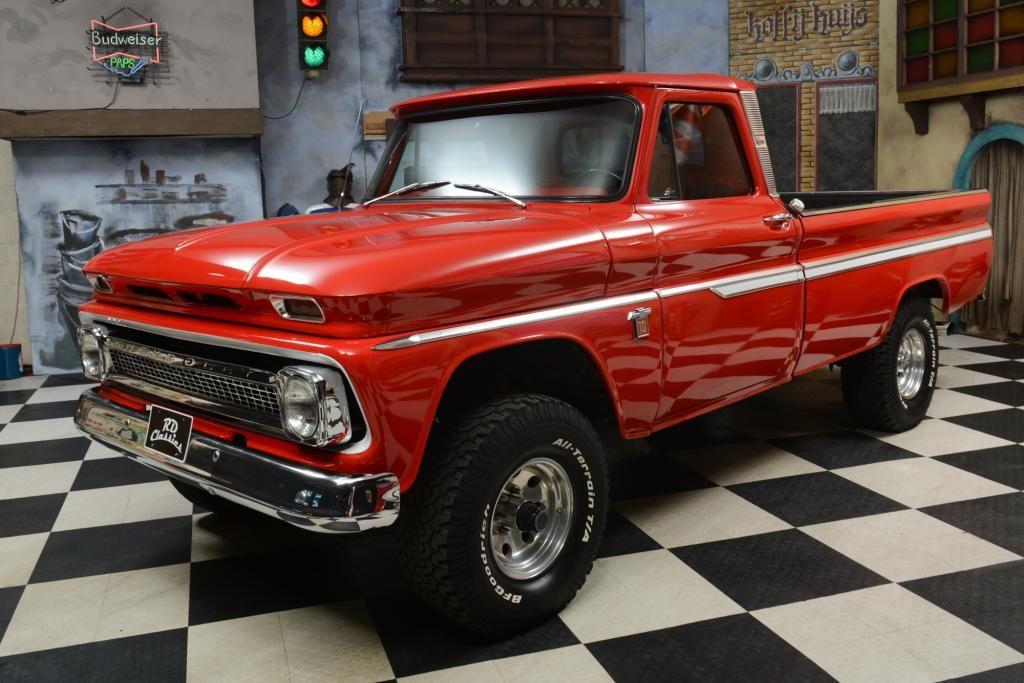 1964 Chevrolet C10 Longbed C15 Pickup 4x4 Oldtimer En Venta Es Venta De Autos Camionetas Chevrolet Camioneta