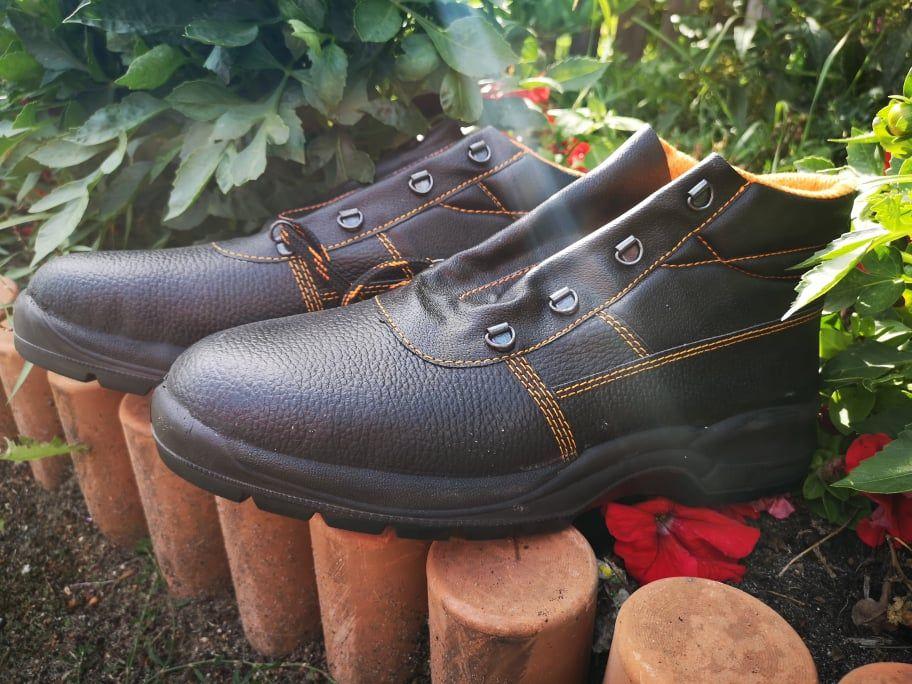Trzewiki Robocze Czarne Demar Clic Up Ob Hiking Boots Shoes Boots