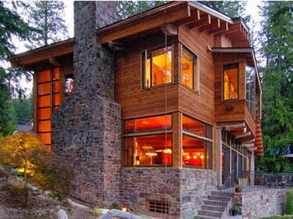 Las 10 mejores casas de campo casas fachadas de casas for Mejores fachadas de casas modernas
