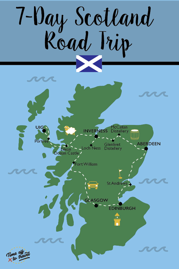 7 Day Scotland Road Trip Do S Don Ts Time Off To Travel Scotland Road Trip Utah Road Trip Road Trip