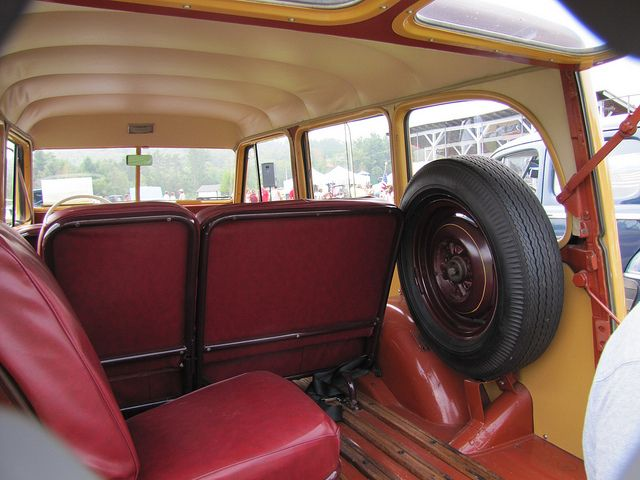 1948 Willys Wagon Interior Willys Wagon Willys Willys Jeep